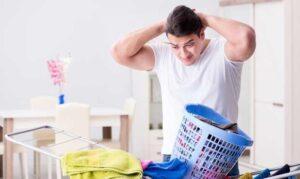 Como deixar a roupa bem limpa na máquina