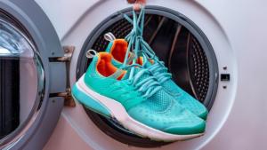 Como lavar tênis na máquina Lava e Seca Samsung?