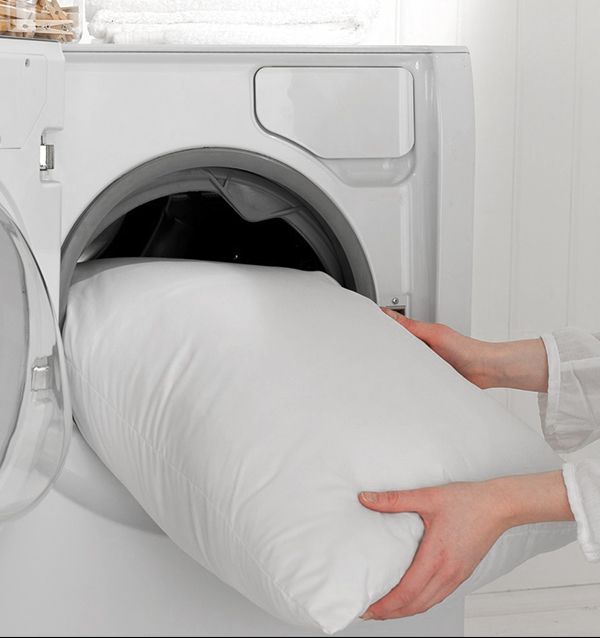Como lavar travesseiro na máquina Lava e Seca