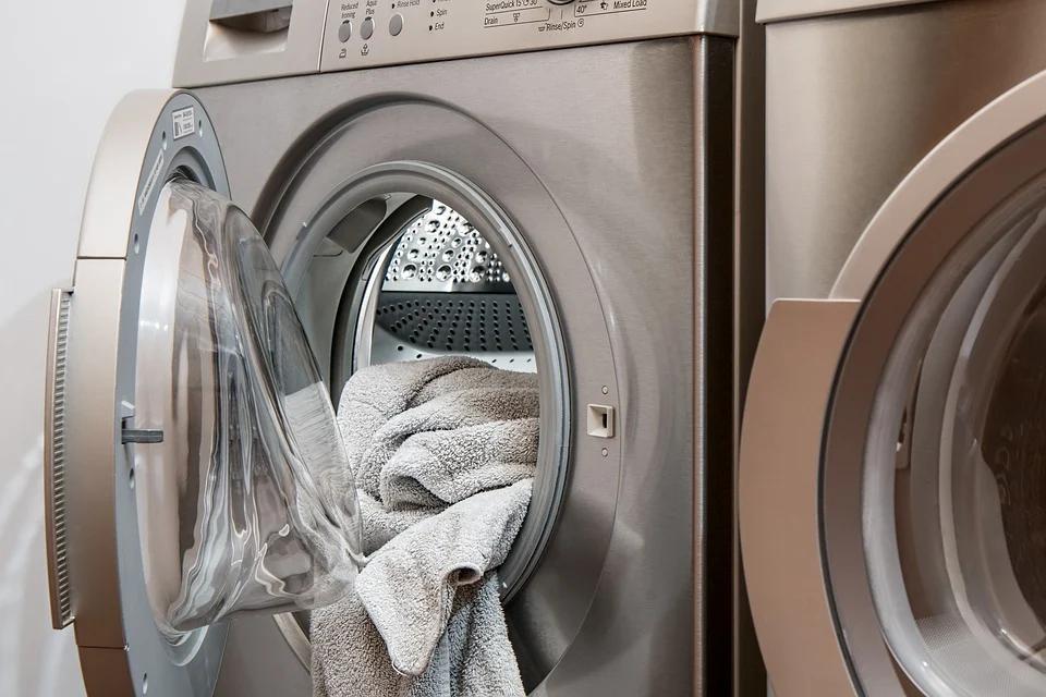 Como limpar máquina de lavar roupa