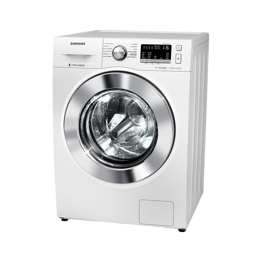 Lava E Seca Samsung WD4000 Branca 11 Kg