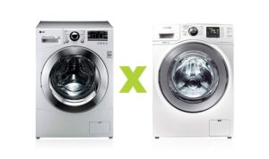 Qual a Melhor Lava e Seca LG ou Samsung?