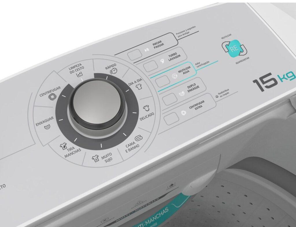maquina de lavar Colormaq 15Kg é boa