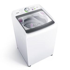 Máquina De Lavar Consul 14kg Branca Com Dosagem Extra Econômica e Ciclo Edredom